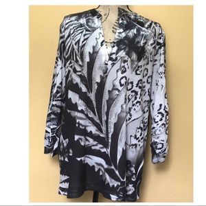 Chico's long sleeves blouse.